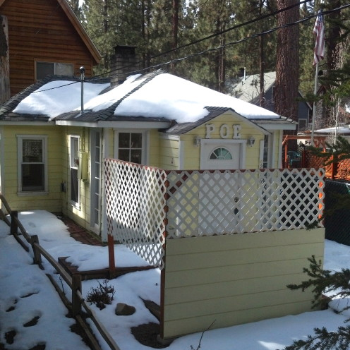 Pre-Renovation, #AfterOrangeCounty.com, #VRBO.com/452020, #Big Bear Lake