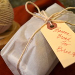 GIFTS FROM MY KITCHEN - BANANA BREAD