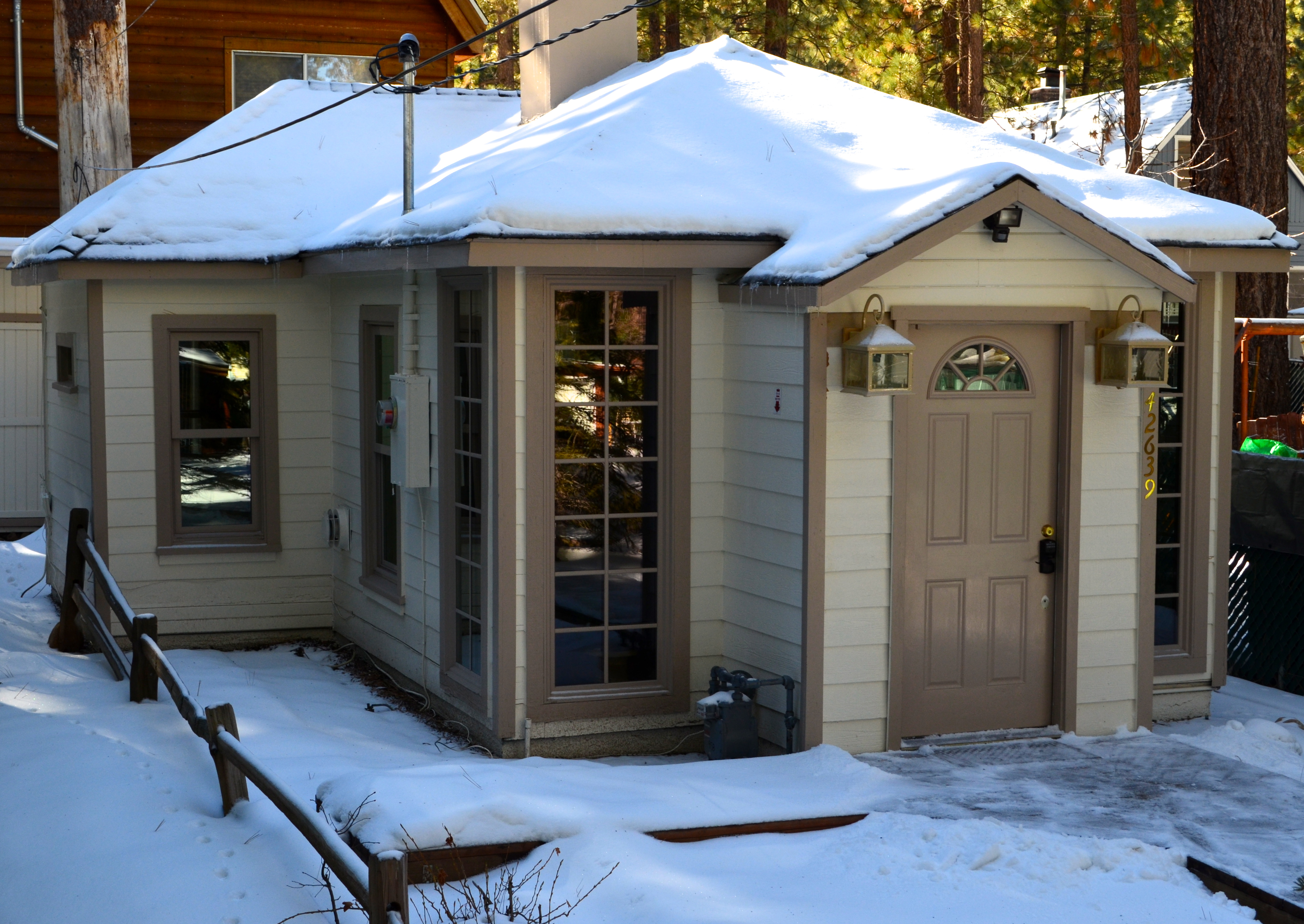 rentals cabin for accommodations ridge bathroom juniper rent rental in cabins california big bear ca
