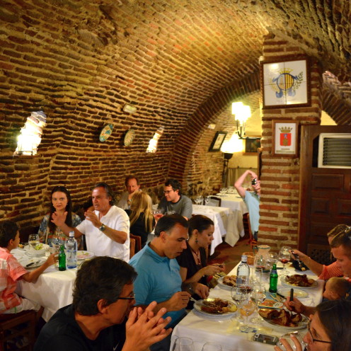 #Restaurante Botin,#Madrid, Spain,#AfterOrange, County.com