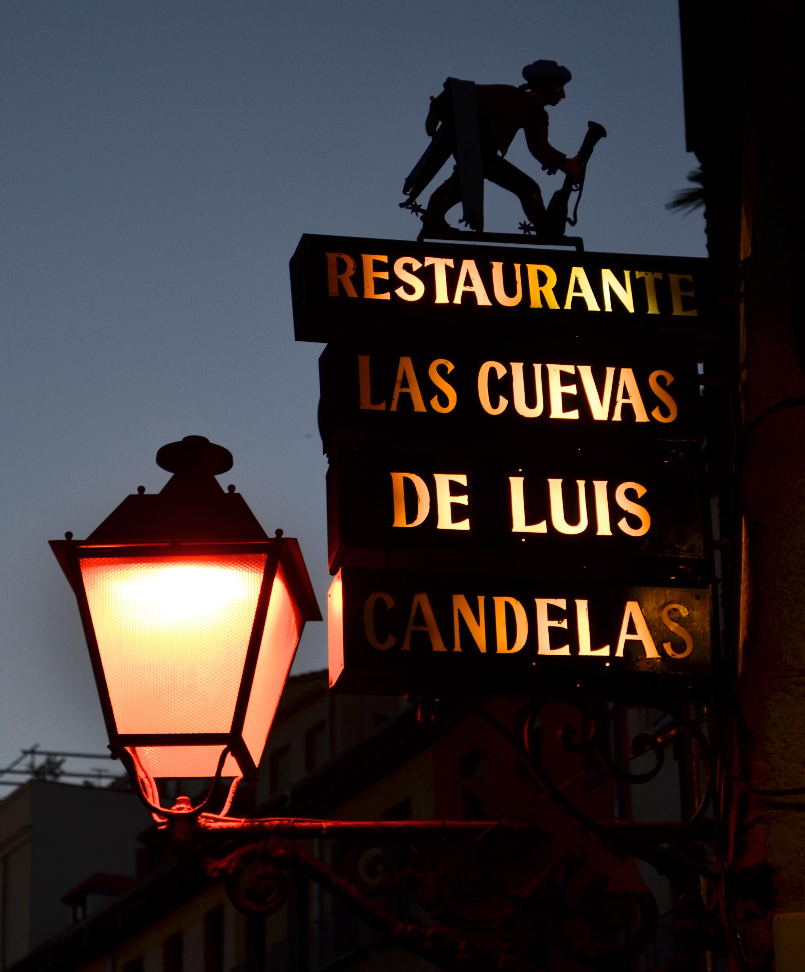 Las Cuevas De Luis Candelas Madrid Spain Afterorange County