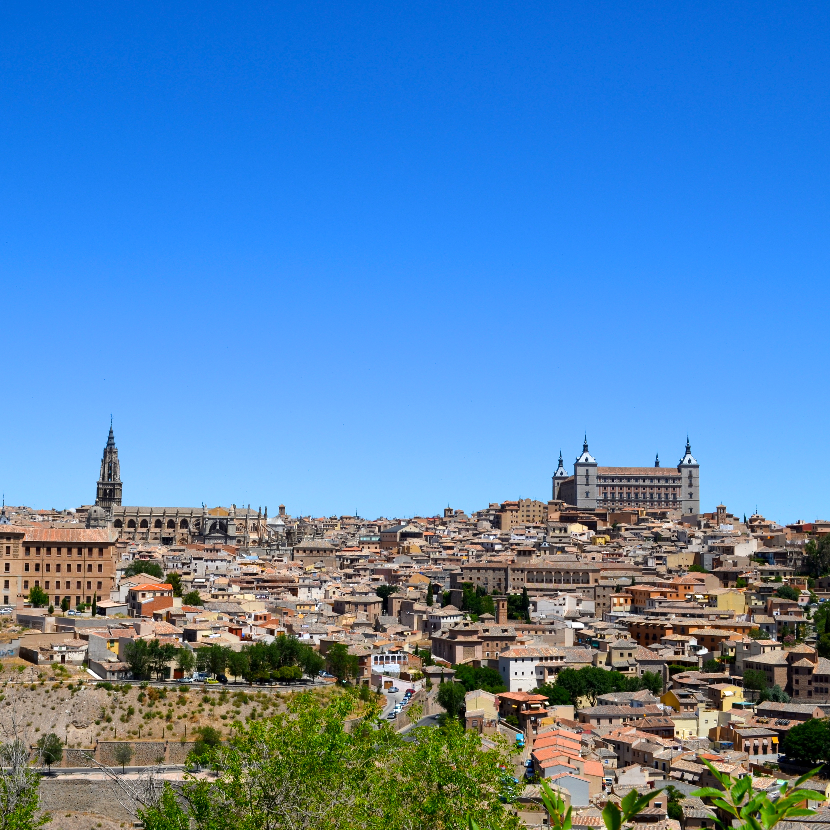 holy toledo a visit to the cathedral of toledo spain after