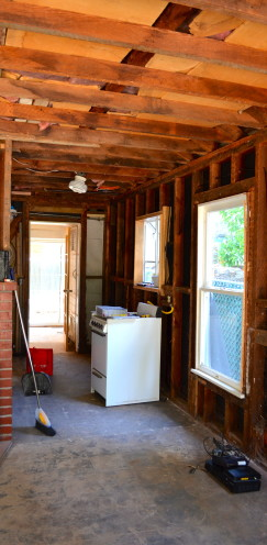 Demolition/Renovation, #AfterOrangeCounty.com, #VRBO.com/452020, #Big Bear Lake