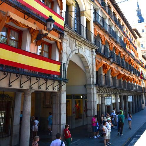 #Plaza Zocodover#Toledo, #Spain, www.AfterOrangeCounty.com