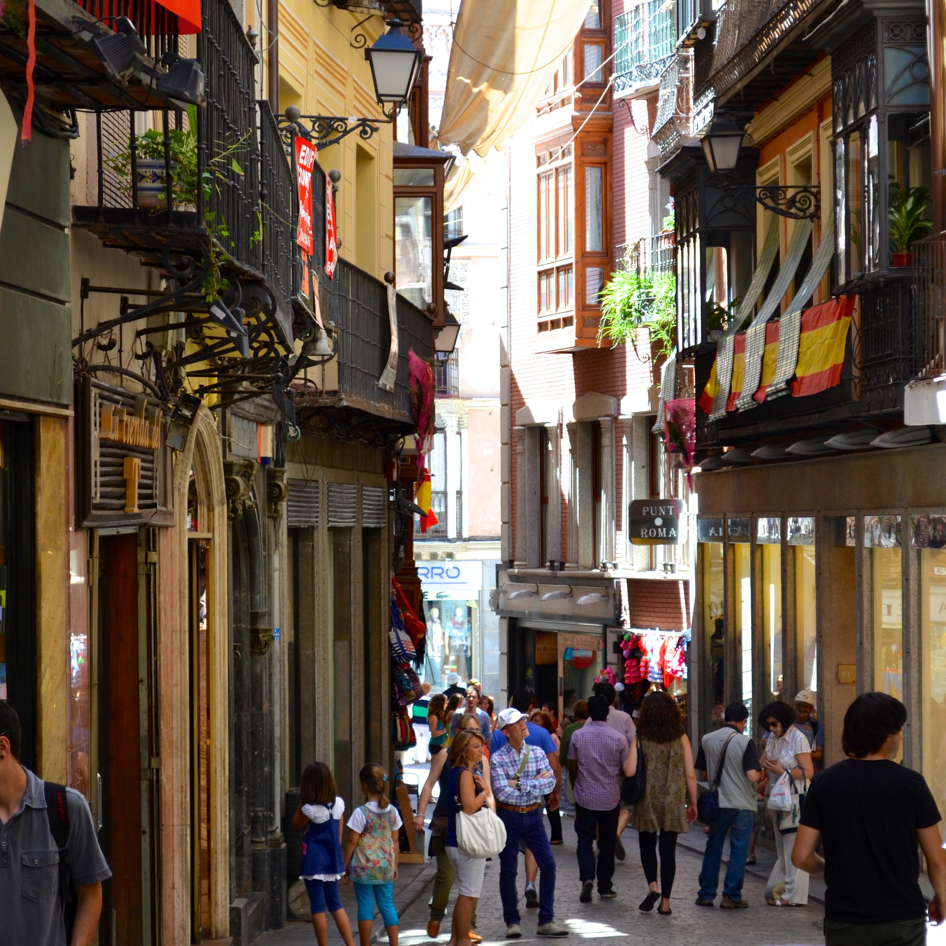 Toledo Şehir İçi Ulaşım
