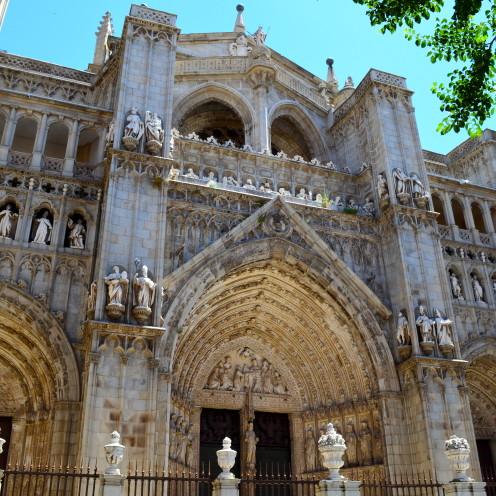 Cathedral of Toledo, Spain (Catedral de Toledo),#AfterOrangeCounty.com