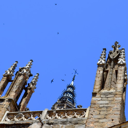 Cathedral of Toledo, Spain (Catedral de Toledo),#AfterOrangeCounty.com