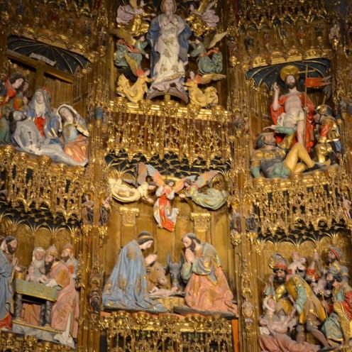 #Cathedral of Toledo, Spain (Catedral de Toledo),#AfterOrangeCounty.com