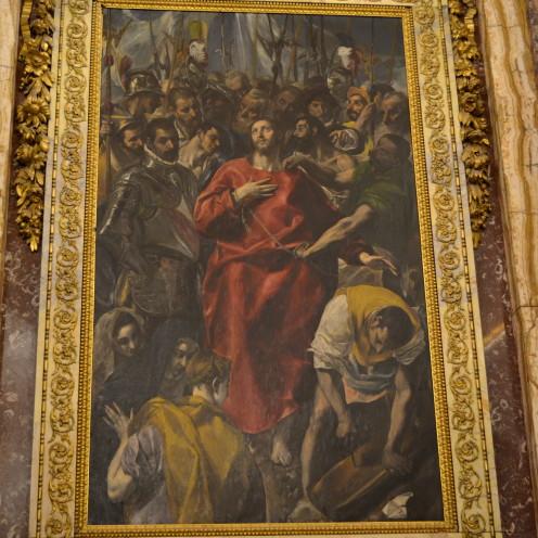 #El Greco #Cathedral of Toledo, Spain (Catedral de Toledo),#AfterOrangeCounty.com