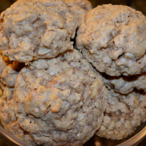 #AfterOrangeCounty.com, #College Care Packages, #Oatmeal Cookies