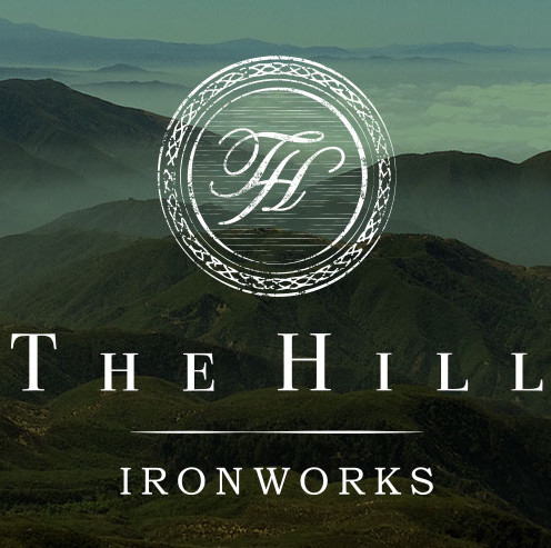 #AfterOrangeCounty.com, #The Hill Ironworks, #Hand Forged Wrought Iron