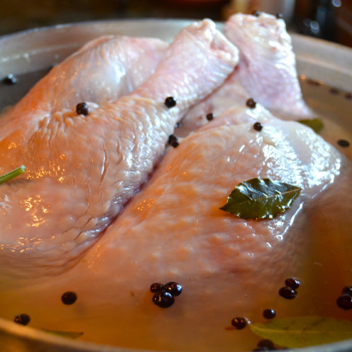#Turkey Brine Recipe #AfterOrangeCounty.com #Thanksgiving #Turkey