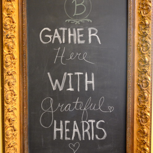 #Chalkboard Art, #AfterOrangeCounty.com