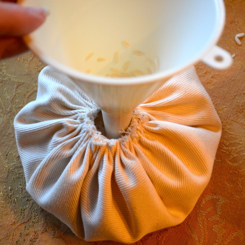 #How to make cloth pumpkins tutorial,#AfterOrangeCounty.com