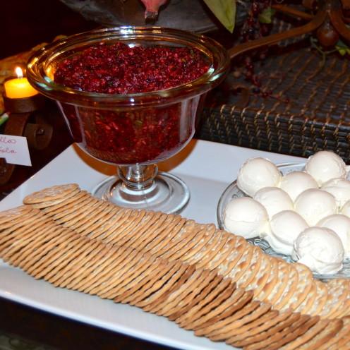 #Grandma Nellie's Cranberry Relish #AfterOrnageCounty.com