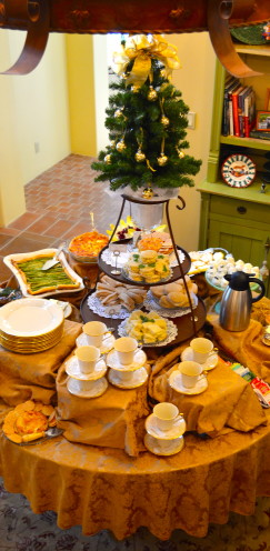 A Christmas High Tea - www.AfterOrangeCounty.com