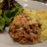 SHEPHERD'S PIE - COMFORT FOOD EXTRAORDINAIRE