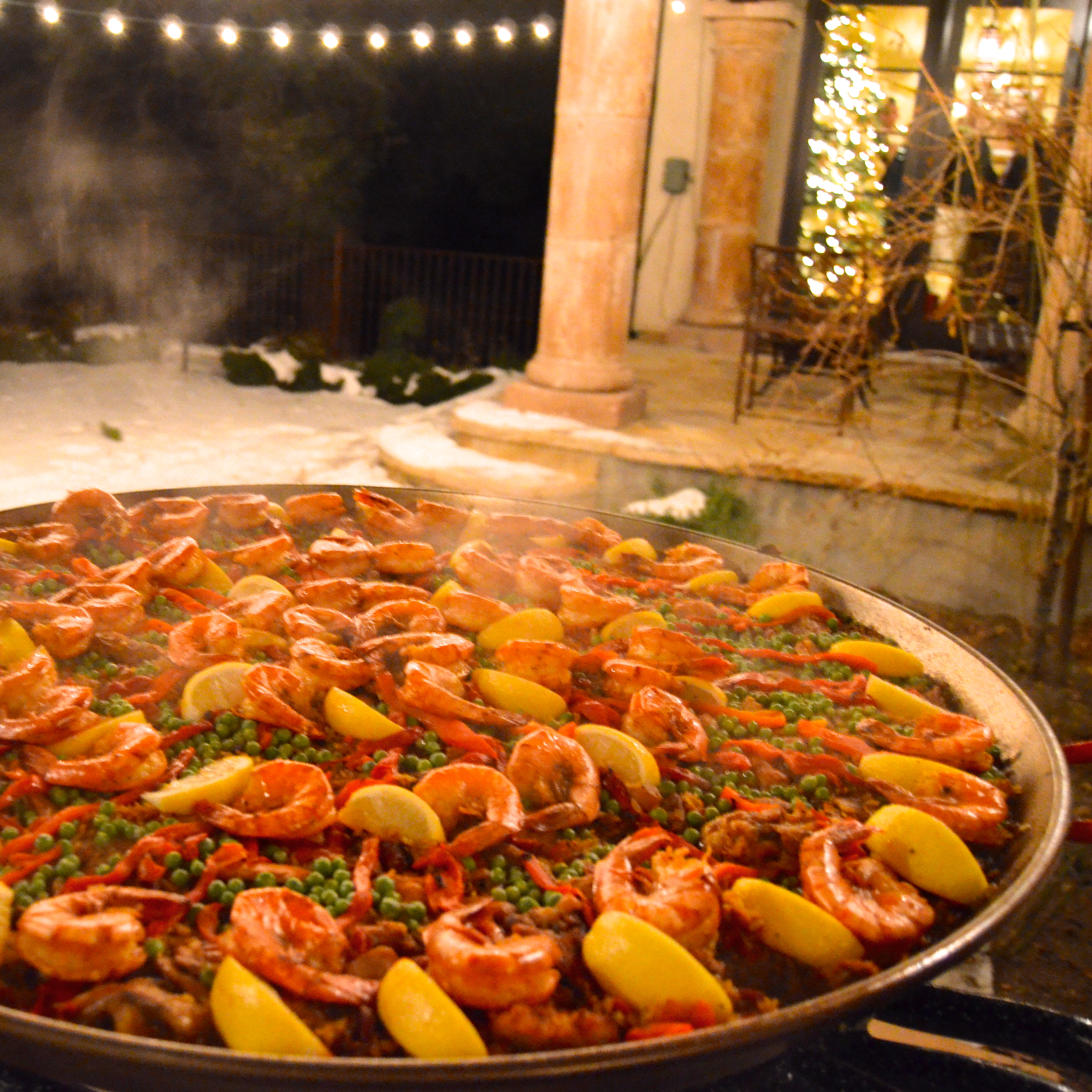 Lemon Law California >> CHRISTMAS SPANISH STYLE - HOW TO MAKE PAELLA - After Orange County
