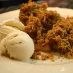 IRRESISTIBLE APPLE CRISP RECIPE