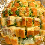 EASY CHEESY PULL-APART BREAD & MY PINTEREST ADDICTION