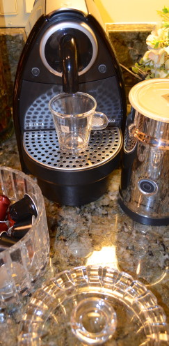 HOW TO SAVE $1,000.00 A YEAR - DELICIOUSLY!   Brew your own Cappuccino |  Tutorial By www.AfterOrangeCounty.com
