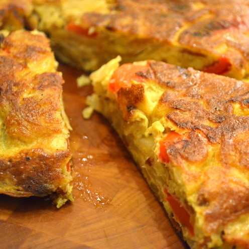 Tortilla Española Recipe | A Tutorial & Recipe, By AfterOrangeCounty.com