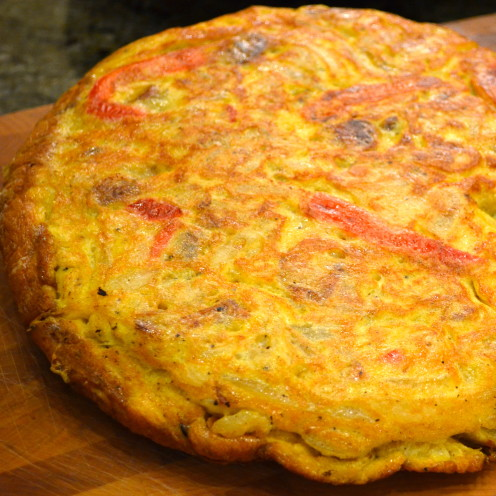 Tortilla Española Recipe| A Tutorial & Recipe, By AfterOrangeCounty.com