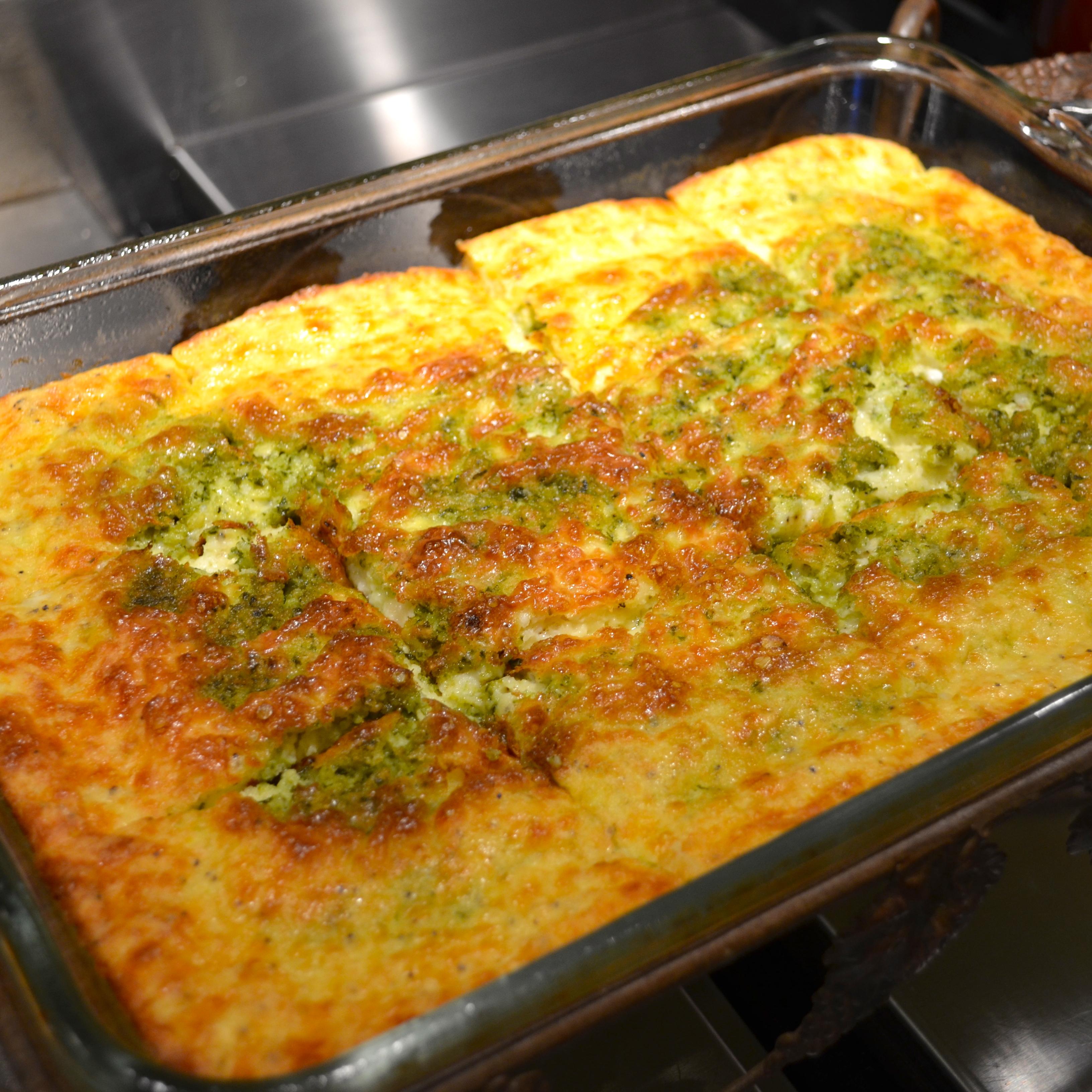 Garden Vegetable Crustless Quiche: Basic Crustless Quiche Recipe