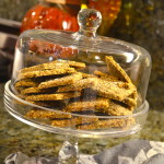 HOW TO MAKE SUPER HEALTHY HOMEMADE CRACKERS