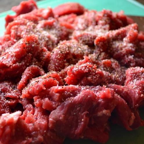 My Husband's Favorite Food - Beef Stroganoff   By www.AfterOrangeCounty.com