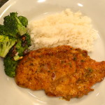 WARNING!  DELICIOUS DIJON ROSEMARY ORANGE CHICKEN CUTLETS AHEAD