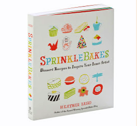 Sprinkle Bakes Cookbook By Heather Baird | www.AfterOrangeCounty.com