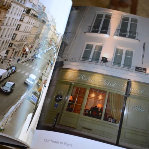 Le Relais Saint Honre, Paris | www.AfterOrangeCounty.com