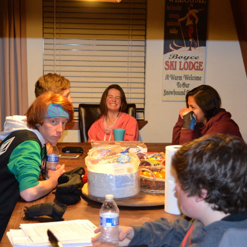 How to Feed A Ski Team | www.AfterOrange County.com