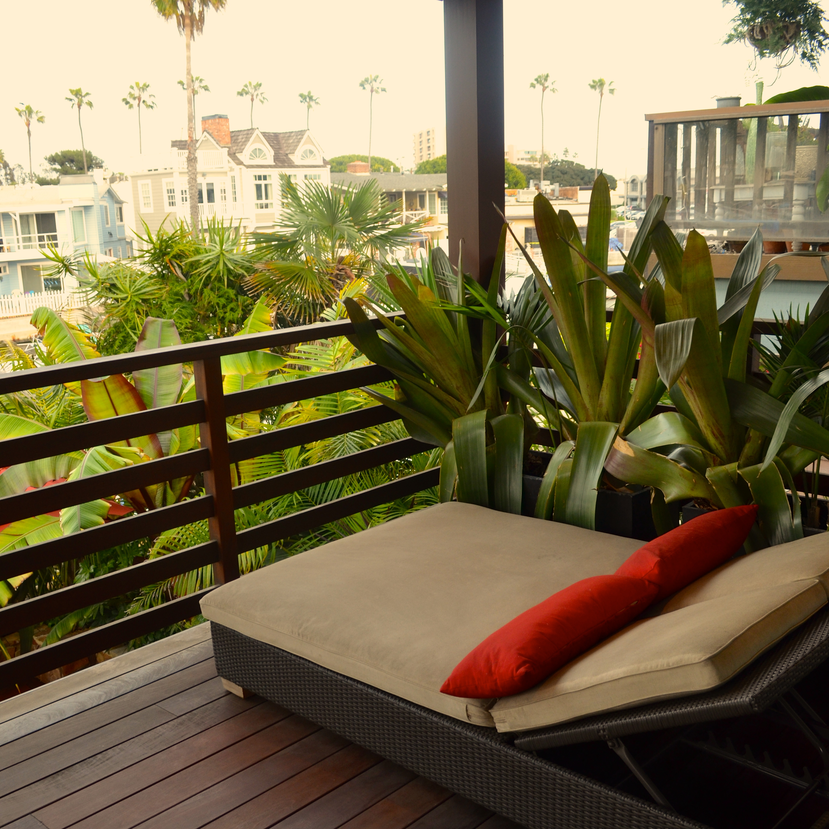 A VISIT TO A BEAUTIFUL BALINESE STYLE WATERFRONT HOME - After Orange ...