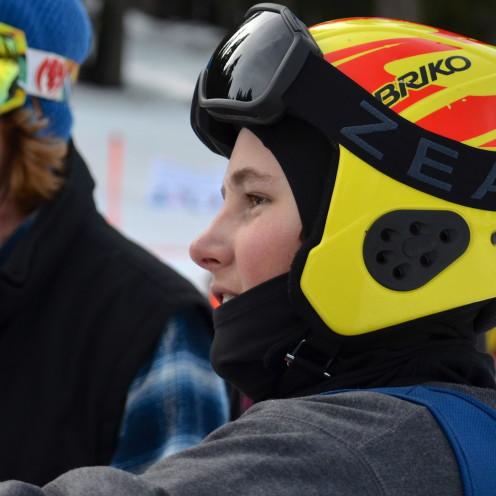 Austin Becker | State Championship Ski Racer | www.AfterOrangeCounty.com