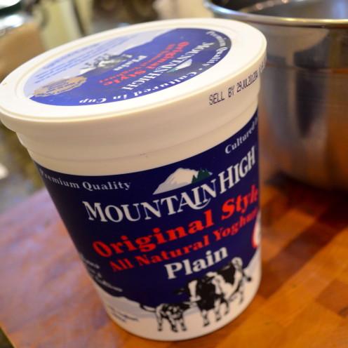 Cucumber-Mint Yogurt Sauce   Recipe By www.AfterOrangeCounty.com