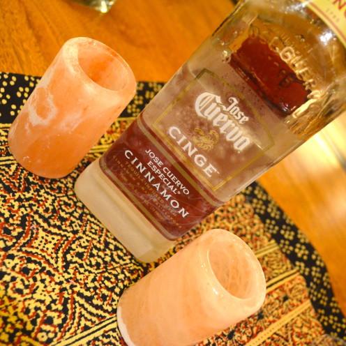 Jose Cuervo Cinge | Cinnamon Tequila | www.AfterOrangeCounty.com
