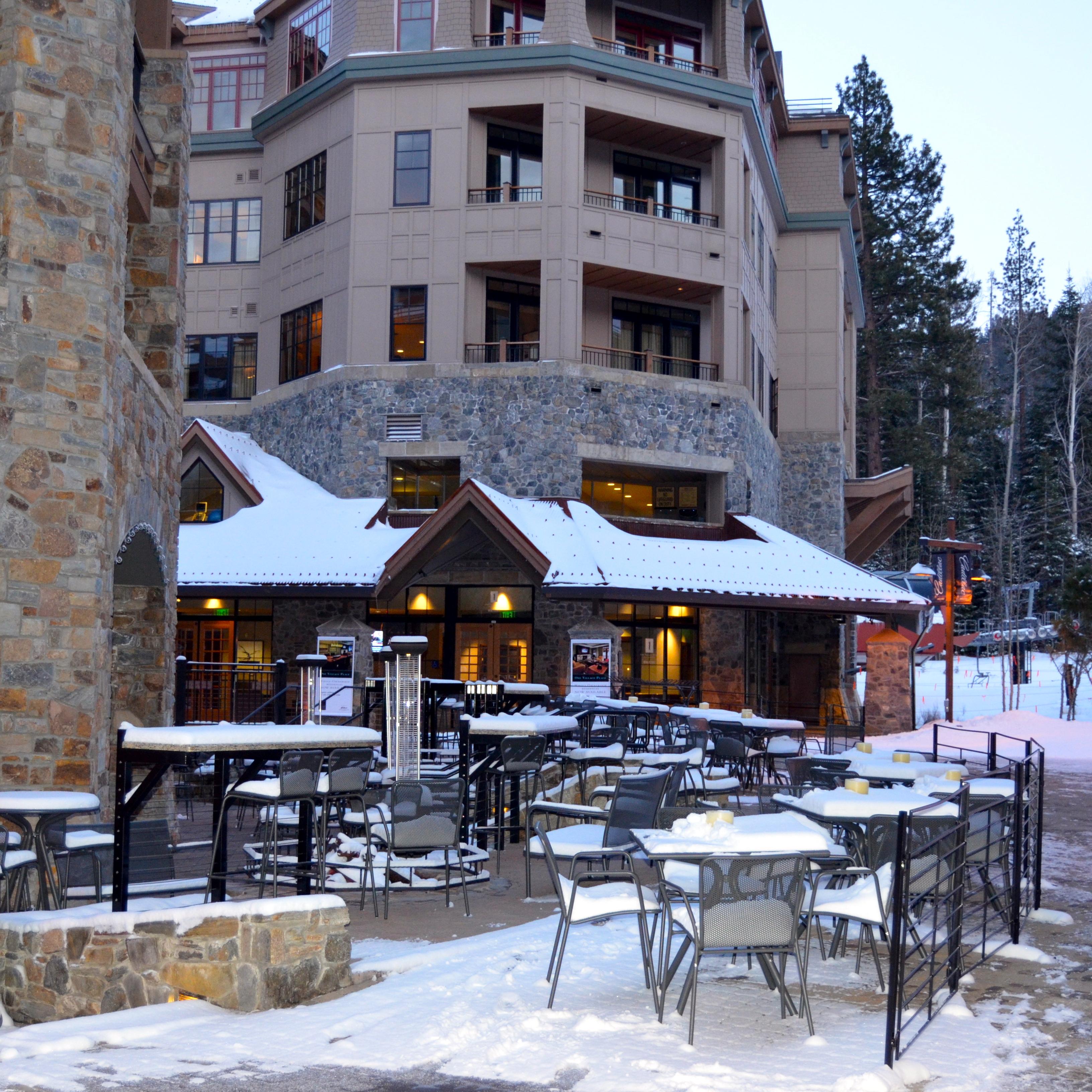 a visit to northstar resort in lake tahoe - after orange county