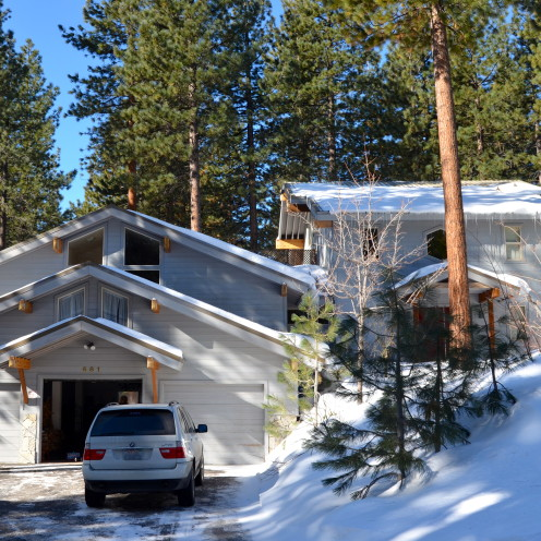 Ski Team's Rental House Lake Tahoe | www.AfterOrangeCounty.com