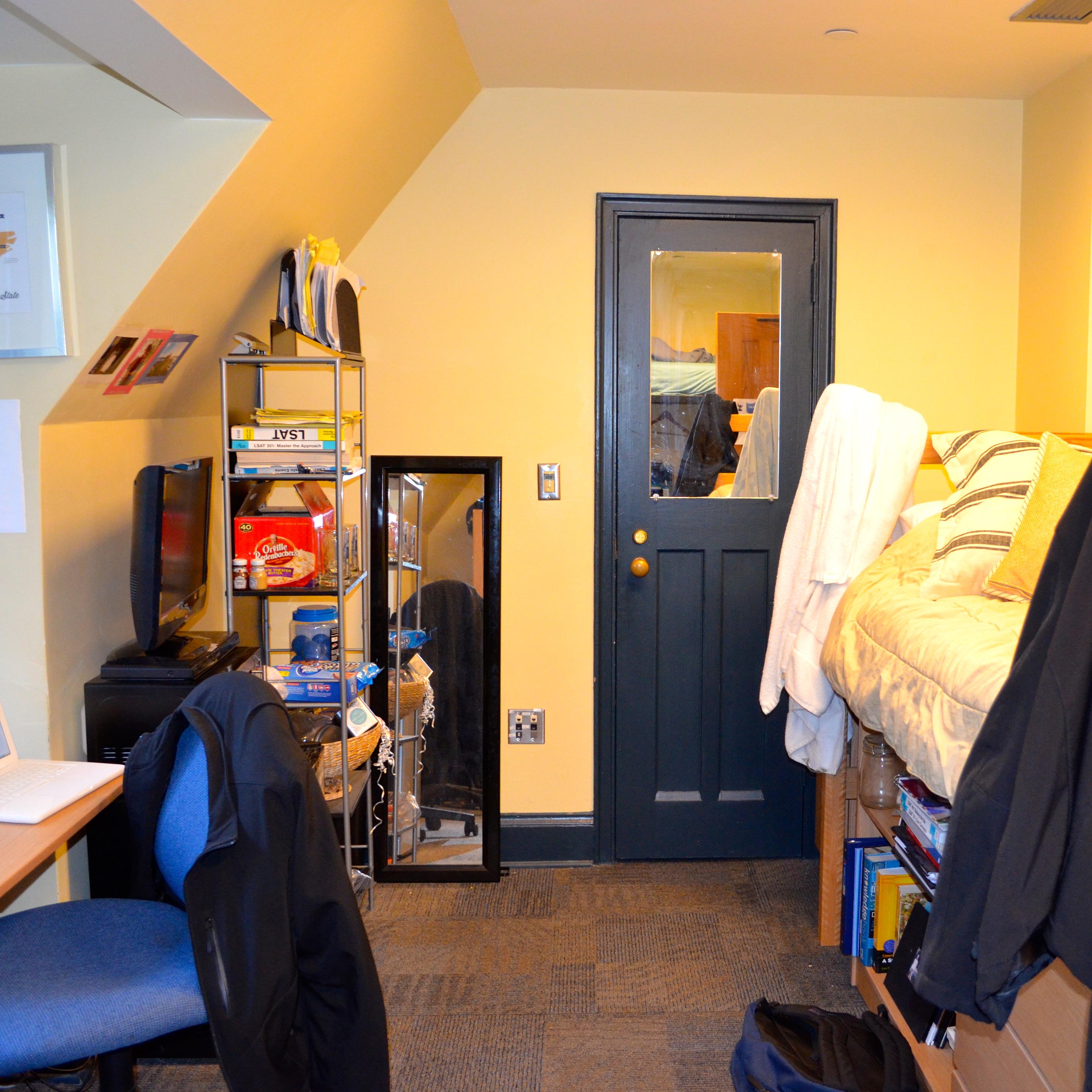 Exceptional ... Duke University Dorm Room. How To Become A Cameron Crazie |  Www.AfterOrangeCounty.com Part 8