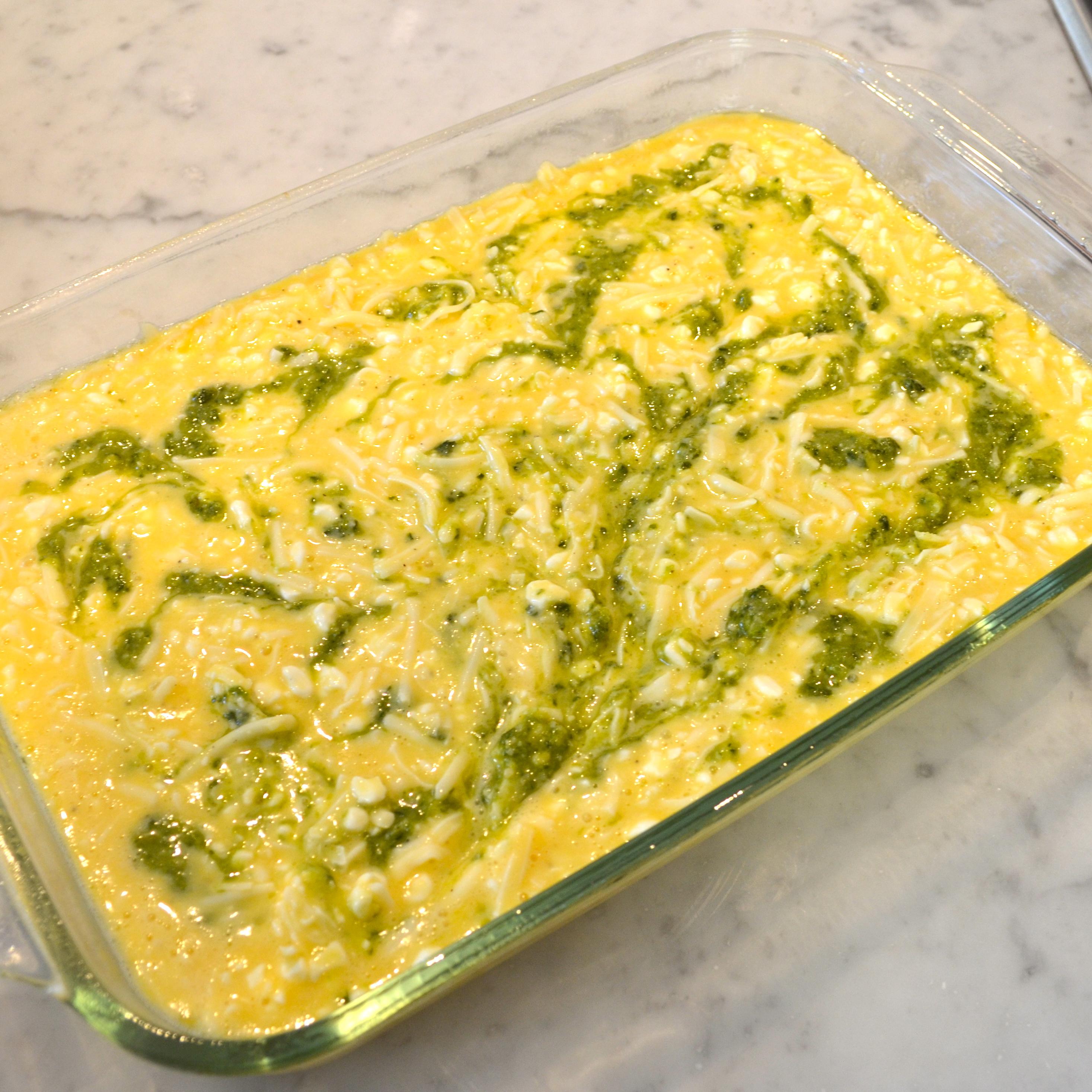 Garden Vegetable Crustless Quiche: ITALIAN STYLE CRUSTLESS QUICHE RECIPE