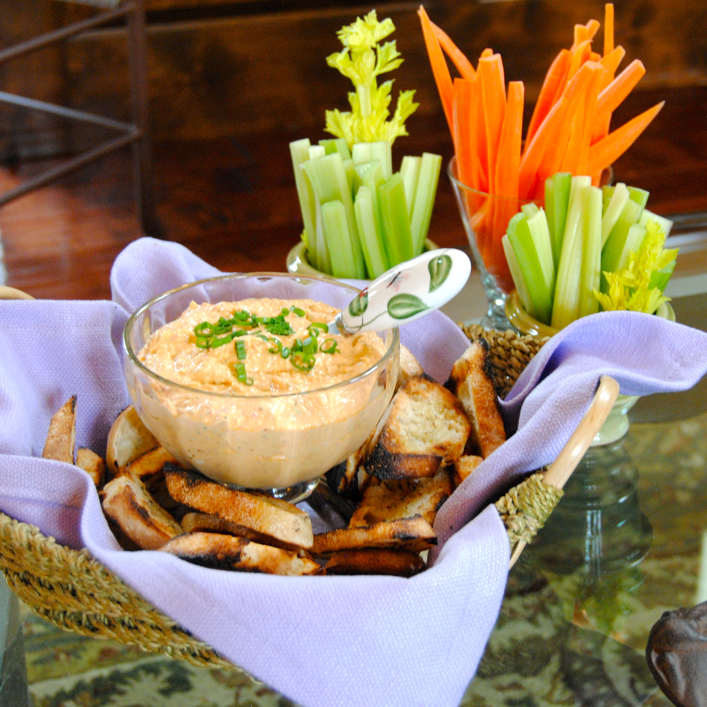 Spring Vegetable And Goat Cheese Dip Recipes — Dishmaps