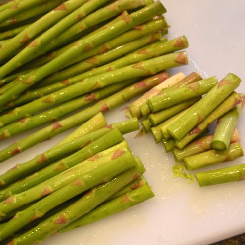 Creamy Asparagus Soup Recipe | www.AfterOrangeCounty.com