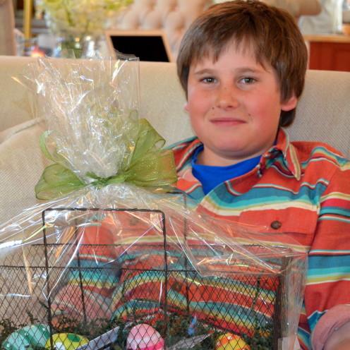 The Easter Basket | www.AfterOrangeCounty.com