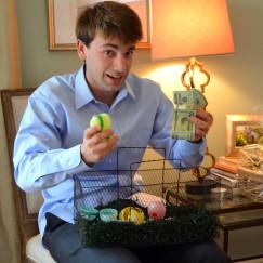 The Easter Basket   www.AfterOrangeCounty.com