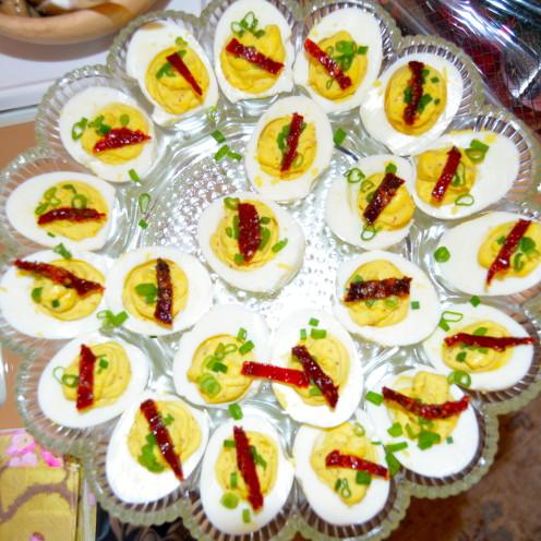Deviled Eggs | www.AfterOrangeCounty.com
