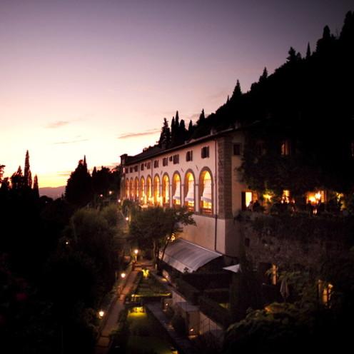 Villa San Michele, Florence, Italy | www.AfterOrangeCounty.com