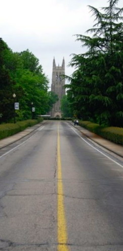 Duke University Chapel Road | www.AfterOrangeCounty.com
