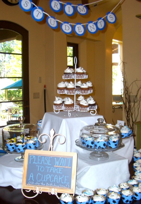 HOW TO THROW A GREAT GRADUATION PARTY | Find all the details at www.AfterOrangeCounty.com